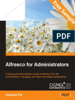 Alfresco for Administrators - Sample Chapter
