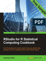 RStudio for R Statistical Computing Cookbook - Sample Chapter
