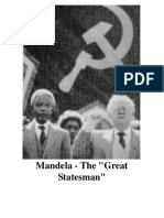 Mandela the Great Fraud