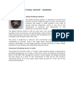 Banking Industry 2013 - Sectoral Report