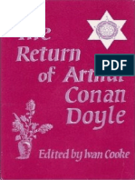 The Return of Arthur Conan Doyle - Ivan Cooke