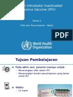 Modul 2_Sifat Dan Penyimpanan Vaksin IPV