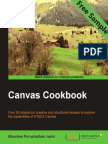 Canvas Cookbook - Sample Chapter