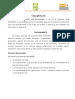 Lineaminetos Generales Del Cmdrs