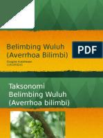 Belimbing Wuluh