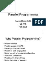 19 Parallel Models