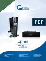 Brochure AP160N Eng