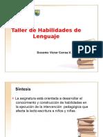 0.0 Present.T. Habil de Lenguaj.