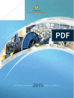Annual Report 2015 - PT Jembo Cable Company Tbk