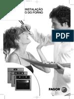 Manual Oven Fagor