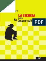 La Ciencia Para No Cientificos - Albert Jacquard
