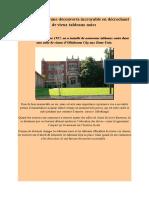 Tyron- Une École a Fait Une Découverte Incroyable en Décrochant de Vieux Tableaux Noirs