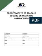 PROCEDIMIENTO DE TRABAJO SEGURO EN FAENAS DE HORMIGONADO.docx