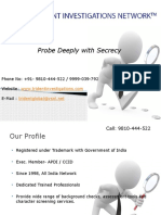 Trident Investigations | Private Detective Agency In Delhi