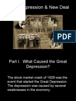 great depression   new deal