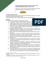 Sebi Icdr Regulations February 2016