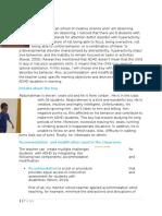 edu- second assessment