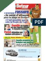 LE BUTEUR PDF du 10/05/2010
