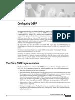 Routing Configure OSPF