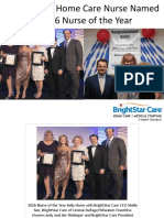 Wheaton, IL Home Care Nurse Named 2016 Nurse of the Year