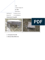 Menghitung nilai RMS Error titik  GPS JKG
