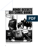 Le monde Occulte des Comic Books