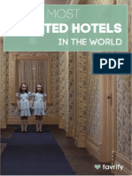 The 21 Most Haunted Hotels In The World
