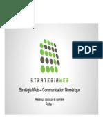 strategia web - reseaux sociaux et carrieres - part 1