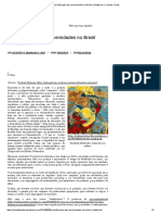 A Proliferação Das Universidades No Brasil e Nietzsche – Colunas Tortas