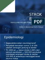 Stroke Prolanis