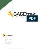 Manual Gagetrack