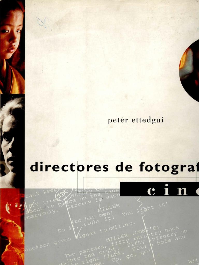 Directores de Fotografia Cine - Ettedgui Peter 0862a3a5461