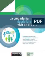 ¿Cómo se percibe la ciudadanía en el Perú desde la escuela pública?