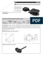 TPS Especificacoes BOSCH Sensors_throttleposition