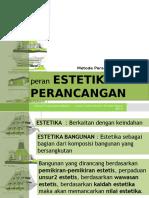 7. Metode Pendekatan Estetika