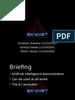 Skynet Presentation