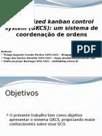 Sistema de Coordenação de Ordem