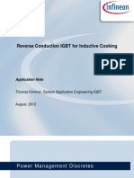Infineon-AN2012 08 RC IGBT for Inductive Cooking-An-V1.0-En