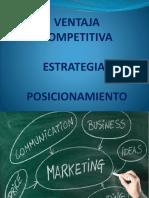 Estrategias Genericas Posicionamiento Mkt Apli Duoc 2016