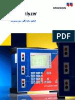 CT Analyzer User Manual