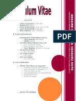 Curriculum Vitae (Dessi)