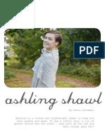 Ashling Shawl
