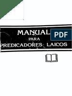 029 - James D. Crane - Manual para Predicadores Laicos.pdf