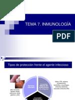 Clase de Inmunologia 1