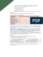 Geometria Analítica - ED2.doc