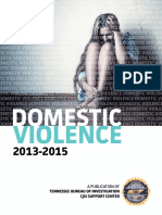 Domestic Violence 2015 - Secured