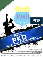 Modul PKD PMII Komisariat Al-Qolam 2016