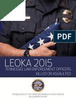 LEOKA 2015 - Secured