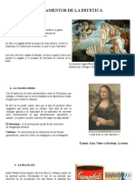Fundamentos de La Estetica......Docx