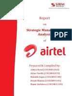 Strategic Management Analysis of Airtel